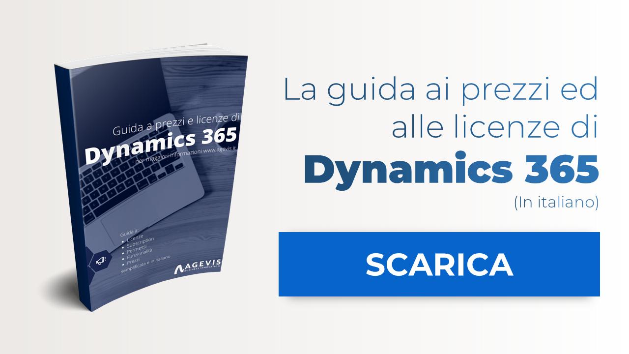 guida ai prezzi dynamics 365