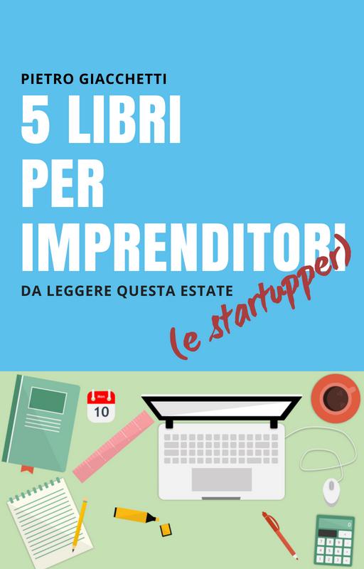 5 libri per imprenditori