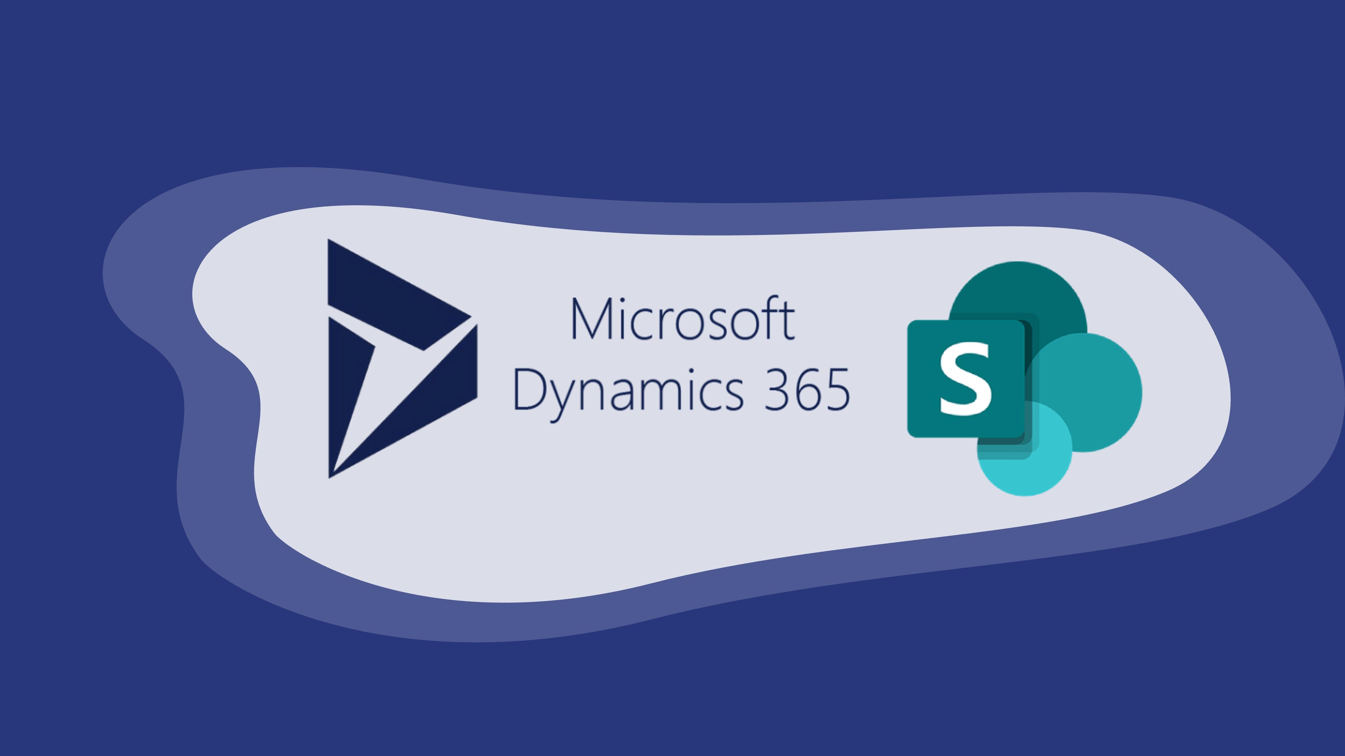 Integrazione Dynamics 365 – Sharepoint