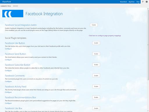 integrazioni per office 365